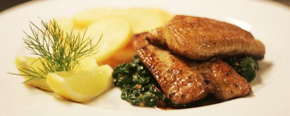 dania rybne restauracja węgierska